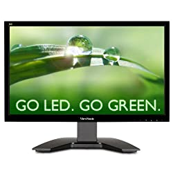 ViewSonic VA1912A-LED 19-Inch LED-Lit Monitor