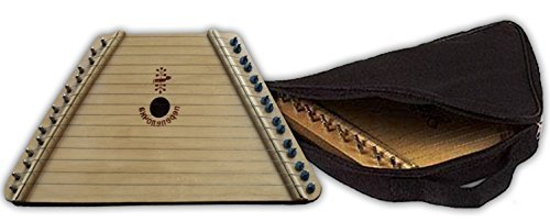 Music Maker Lap Harp with Music and FREE CASE (Music Maker Lap Harp compare prices)