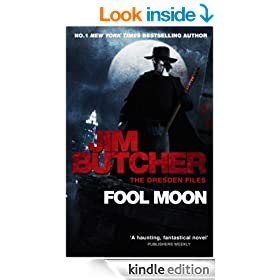 Fool Moon (The Dresden Files series Book 2)