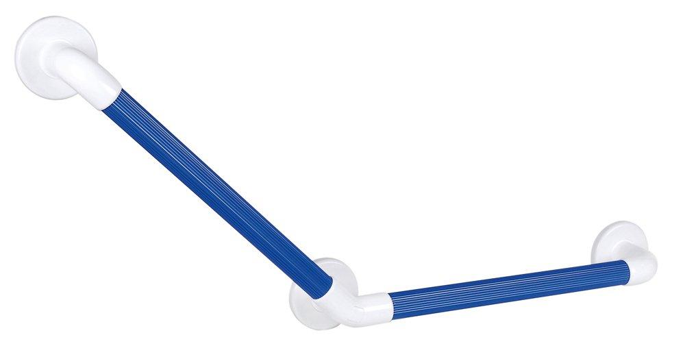 135° SicherheitsWinkelgriff, besonders belastbar  geriffelt, Kunststoff, blau, Schenkellänge 457 mm  BaumarktKundenbewertung und Beschreibung