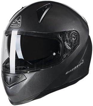 BAYARD 66 s sP-casque-argent mat-taille m 57/58)