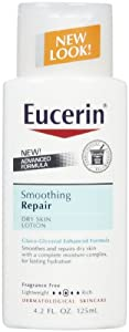 Eucerin Smoothing Repair Dry Skin Lotion, 4.2 Ounce