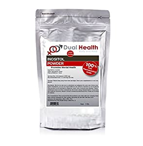 Pure Inositol Powder (5 lb) Bulk Supplements