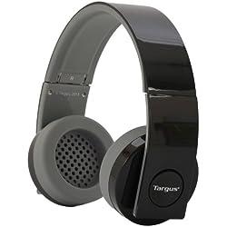 Targus TA-10HP On-Ear 3.5mm Wired Headphones (Black)