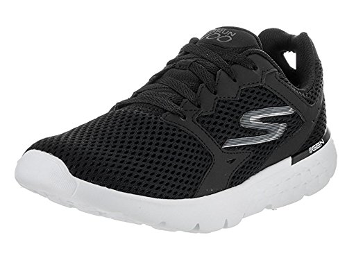 Skechers Women's Go Run 400 Black Running Shoe 6 Women US