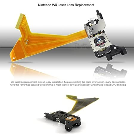 Repair Replacement - Part Laser Lens for Nintendo Wii Console