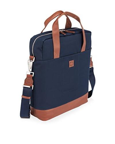 DELSEY Villiers Vertical 14 Laptop Briefcase, Blue