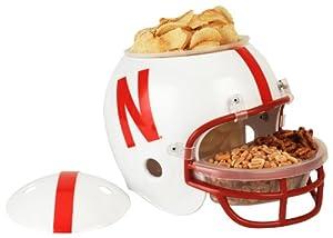NCAA Nebraska Cornhuskers Snack Helmet by WinCraft