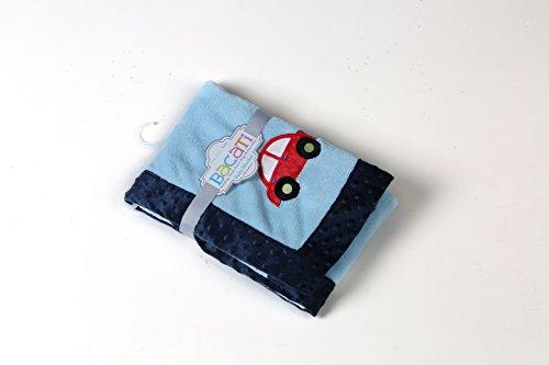 Transportation Multicolor Blanket