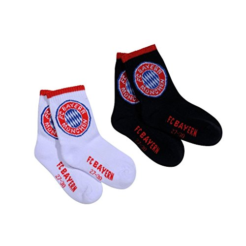 Bambini sport calze da set di 2 FC Bayern Monaco Munich/socks Calzini calze chaussettes // FC Bayern Monaco