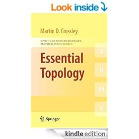 Essential Topology (Springer Undergraduate Mathematics Series)