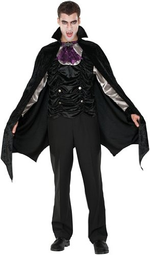 Dark Lord Dracon Adult Costume (As Shown;Large)