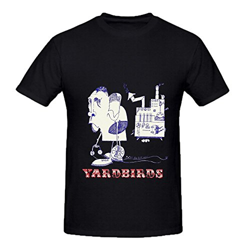 the-yardbirds-the-yardbirds-pop-men-o-neck-design-tee-shirts-black