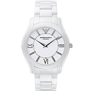 Emporio Armani - Reloj de pulsera hombre, cerámica