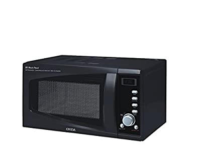 Onida Black Pearl MO20GJP22B 20-Litre Grill Microwave Oven