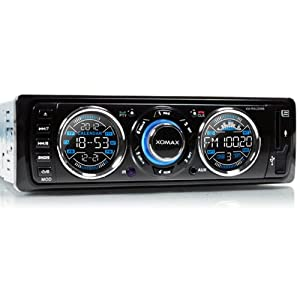 xomax xm rsu208b autoradio bluetooth. Black Bedroom Furniture Sets. Home Design Ideas