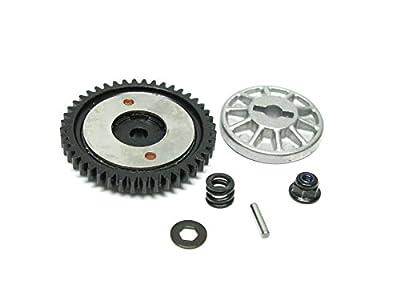 Savage FLUX HP SPUR GEAR & Slipper CLUTCH assembly 102093 44t #104240 HPI)