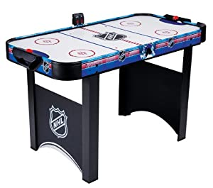 "Regent NHL #50423 Red Line 48"" Hockey Table with Electronic Scoring"