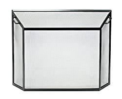 Minuteman International S-54 Spark Guard Screen, 39 1/2-Inch W by 29 1/2-Inch H by Minuteman International - ACHLA Designs