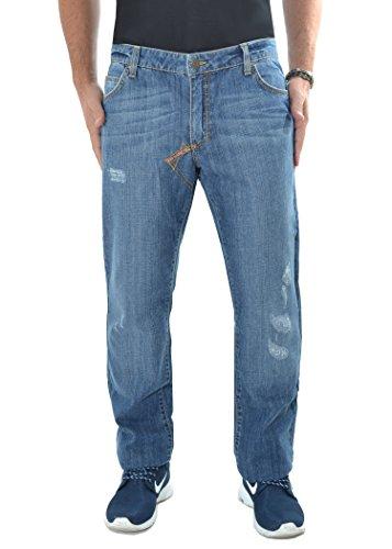 FRANKIE MORELLO Jeans uomo mod. cinque tasche (38)