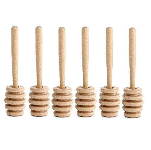 Buy Cheap Nakpunar Wooden Honey Dippers (6, 4)