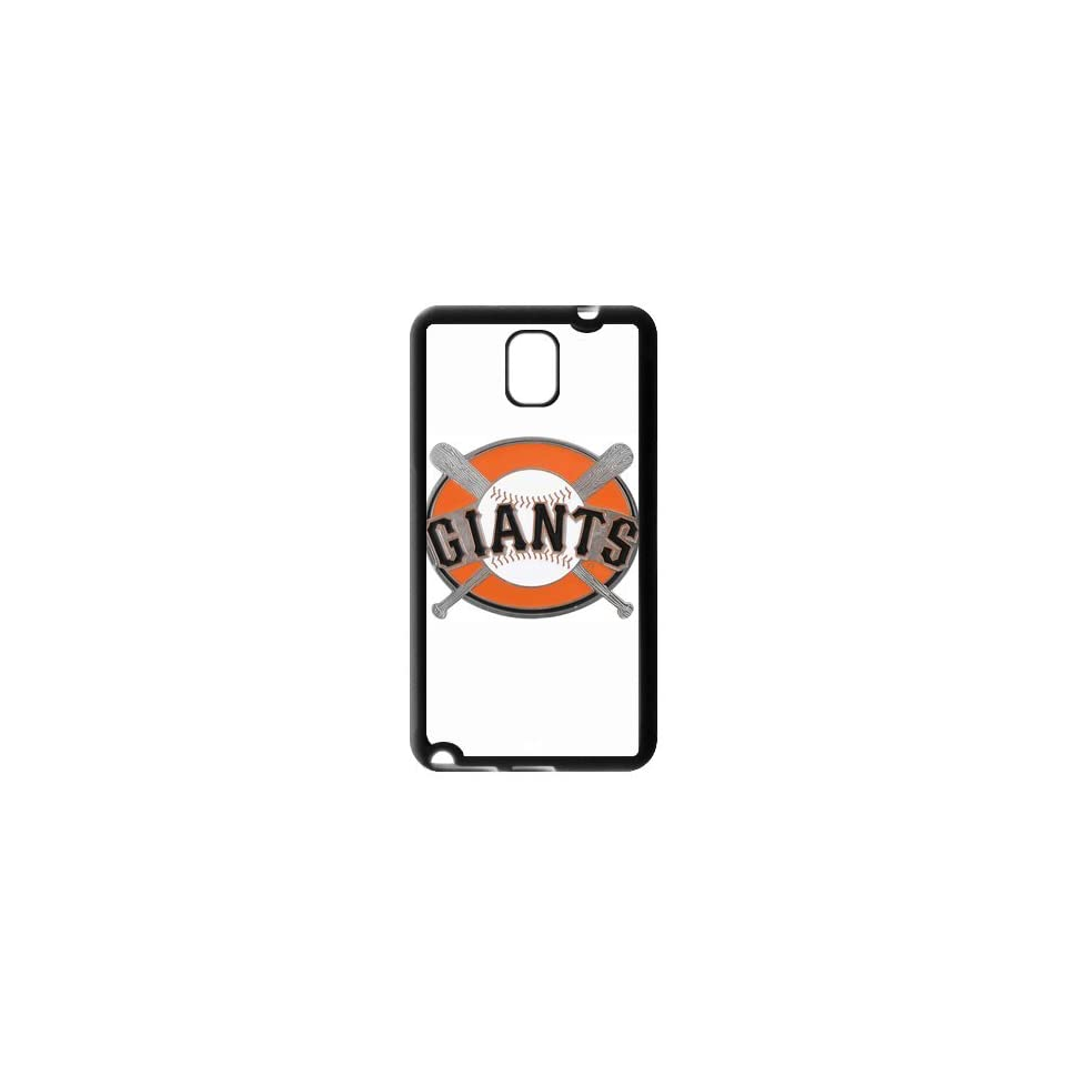 MLB San Francisco Giants Custom Design TPU Case Protective Cover Skin For Samsung Galaxy Note3 NY151 Cell Phones & Accessories