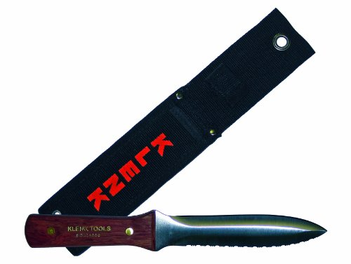 DA71000 KLENK TOOLS Dual Duct / Insulation Knife - Rosewood Handle (Hvac Tool Belt compare prices)