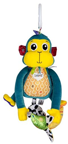 Lamaze Baby Toy, Makai The Monkey (Discontinued by Manufacturer) - 1
