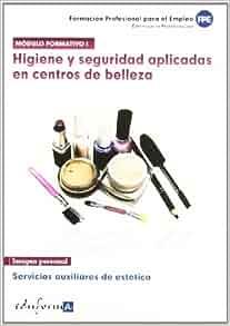 Módulo formativo 1. Higiene y seguridad aplicadas en