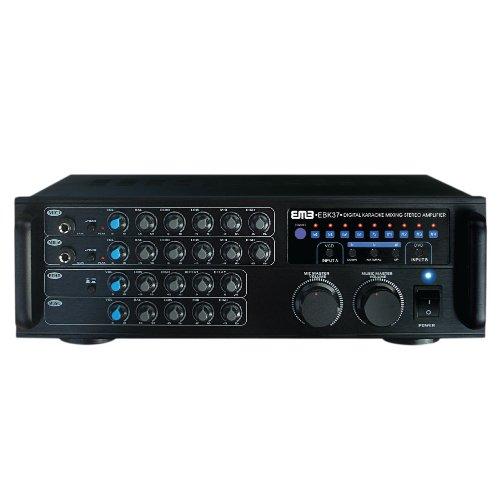 Best Buy! EMB Pro 700-watt Digital Karaoke Mixer Stereo Amplifier EBK37