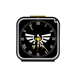 G-Store The Legend Of Zelda Triumphant Triforce Alarm Clock as a Nice Gift