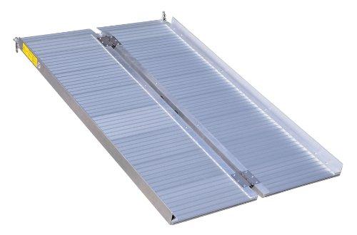 Rampe d'accès légère en aluminium 1,5 m Aidapt VA142K