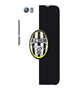 TOUCHNER (TN) Siena Back Case Cover for MICROMAX FIRE4