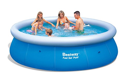 "Bestway 12'x36"" Fast Set Inflatable Swimming Pool"