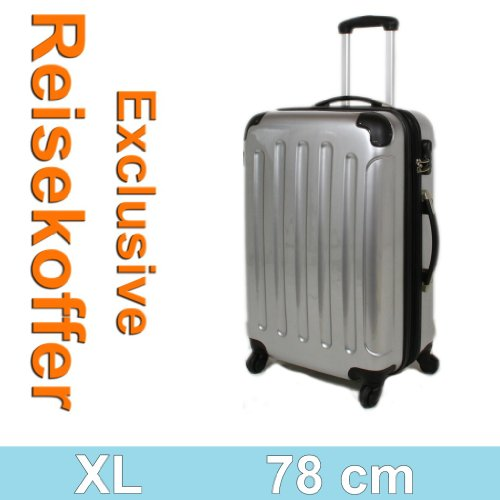 Reisekoffer Koffer Trolley XL 78cm(mit Rolle)/115L