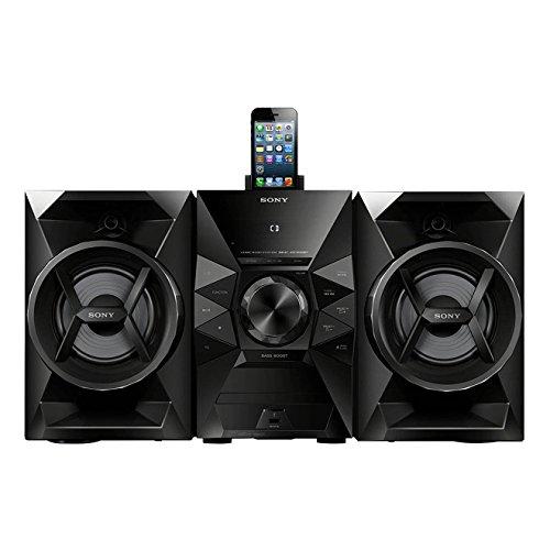 Sony-mhcec619ip-CEL-M-Mini-HiFi-1-CD-Tuner-iPad-Dock-130-W-schwarz