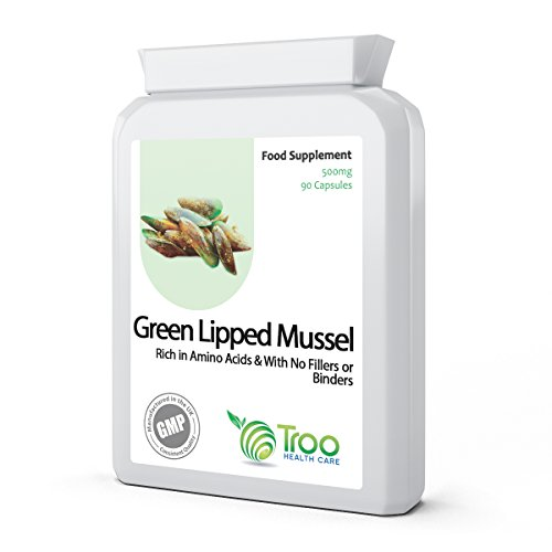 Green-Lipped-Mussel-500mg-90-Capsules-High-Grade-New-Zealand-Sourced-Green-Mussel-Supplement-to-Support-Healthy-Joints-Immune-System