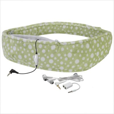 Lullabelly Prenatal Music Belt - Apple Green
