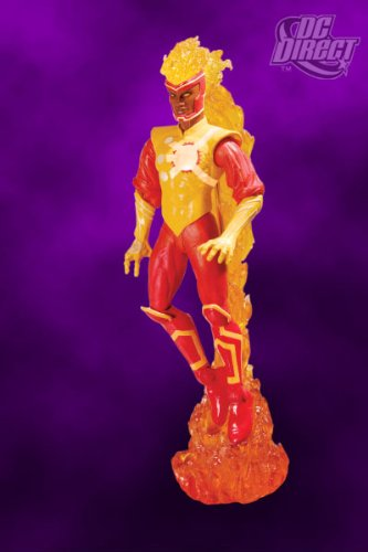 FIRESTORM DC Comics Infinite Crisis Series 2 Action Figure