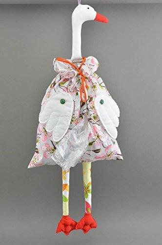 Artikel für Tüten Aufbewahren handmade Stoff