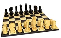 Berliner Wood Chess Set w/ Basic Board