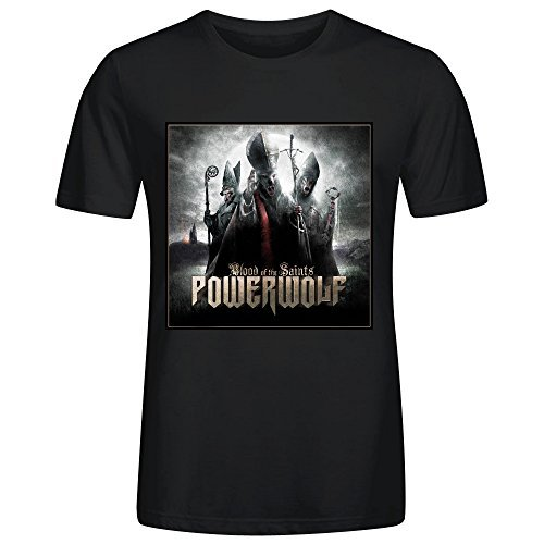 Powerwolf Blood Of The Saints Funny Tee Shirts Men