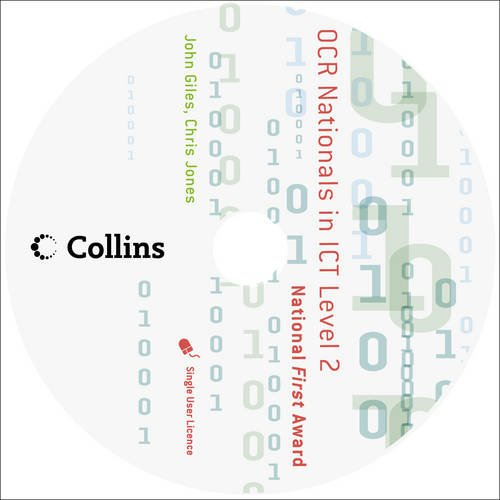 Collins OCR Level 2 Nationals in ICT - Student Edition- Disc 1: Units 1, 20, 21, 22, 23