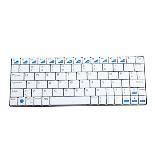 Hatop Mini USB Handheld Bluetooth 3.0 Wireless Keyboard for ipad smartphone