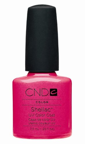 Creative Nail Design Shellac UV Color Coat Tutti Frutti .25o