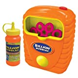 Billion Bubbles Kids Bubble Generator - Orangeby Placo
