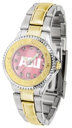 Arizona State Sun Devils ASU NCAA Womens Mother of Pearl Watch