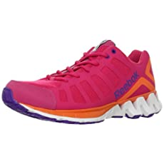 Reebok Women's ZigKick Running Shoe,Cosmic Berry/Prospect Purple/Shocking Sherbert,11 M US