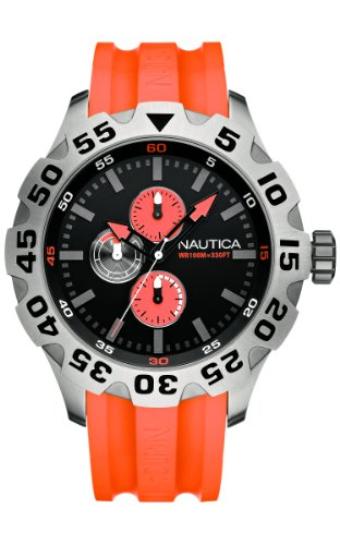 Nautica A15565G, Orologio da polso Uomo