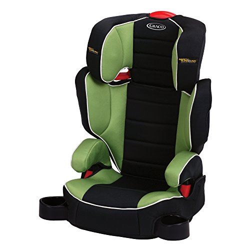 purchase graco highback turbobooster car seat with safety surround pearson infant car seat. Black Bedroom Furniture Sets. Home Design Ideas